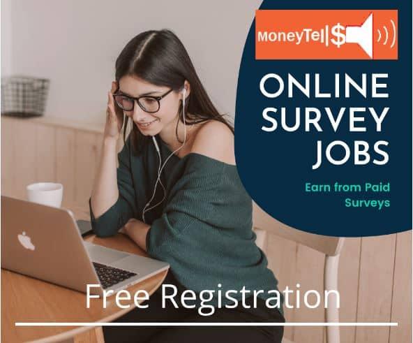 free online survey jobs