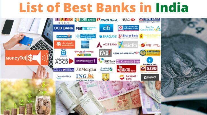 List of Best Banks in India