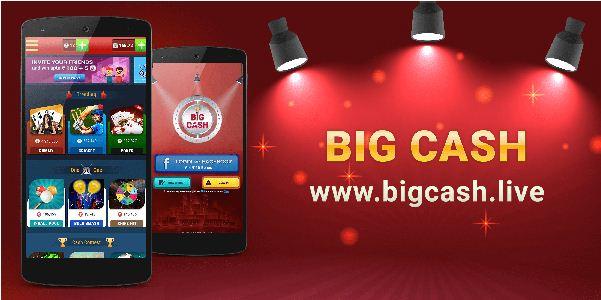 Big cash paytm app