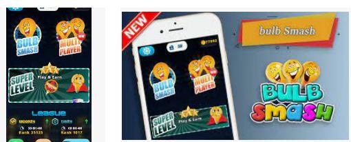 Bulb Smash mobile game app