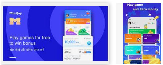 Minijoy pro money making cellphone apps