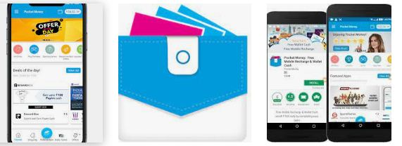 Pocket money earning app