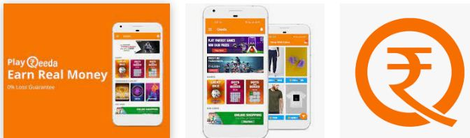 Qeeda the best cash earning apps and games