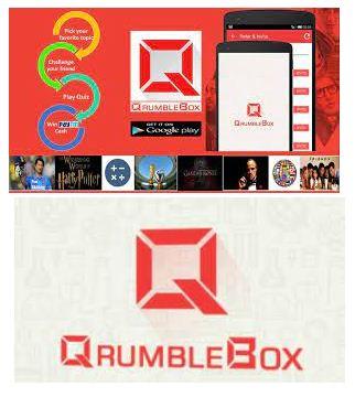 Qrumblebox cash apps