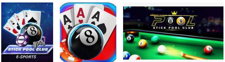 Stick Pool Club App to earn money