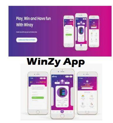 Winzy earning app