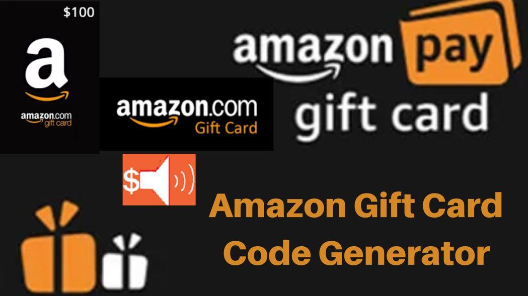 Amazon Gift Card Generator Tool