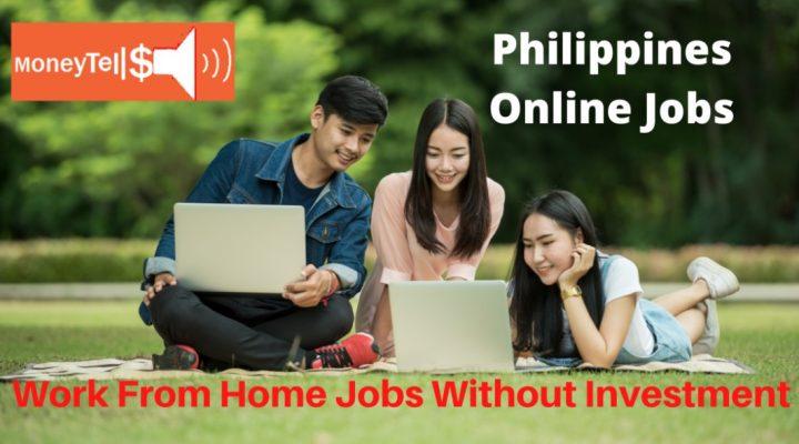 Online Jobs in Philippines